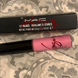 MAC Lady Gaga lip gloss
